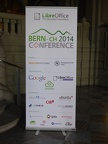 LibreOffice Conference 2014, Bern